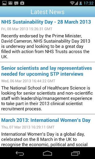 【免費醫療App】NHS Employers-APP點子