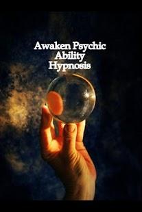 Psychic Ability Hypnosis