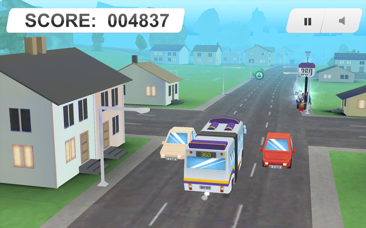 Transporters - screenshot