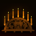 fruitwings Schwibbogen (candle logo