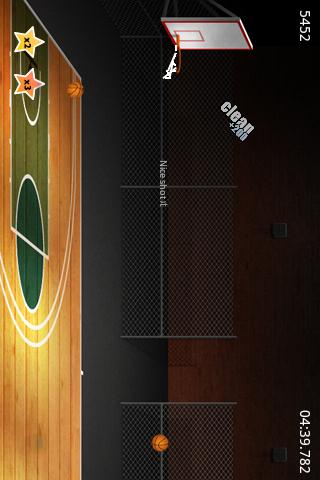 BasketBall Lite - screenshot