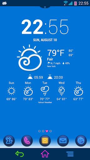 Chronus: Elegant Weather Icons