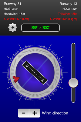 FlightWinds - screenshot
