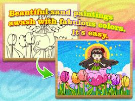 Screenshot of 砂畫王(Sand Painter)