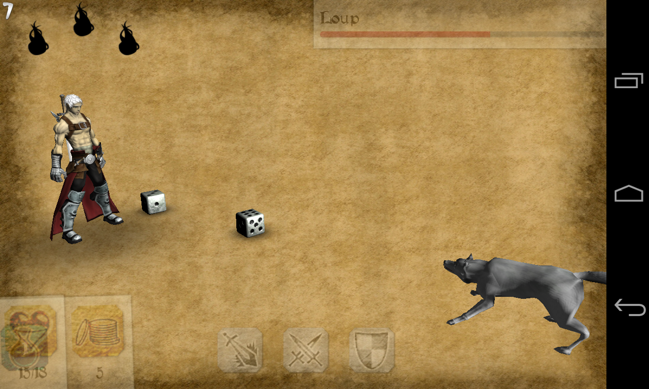 Adventure - The Wind Snatcher- screenshot