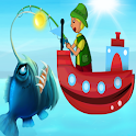 Fishing Baby - Big Fish icon