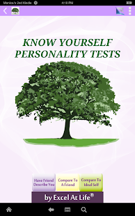 Know Yourself Personality Test - screenshot thumbnail