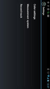 Droid Dashboard (Blue)- screenshot thumbnail