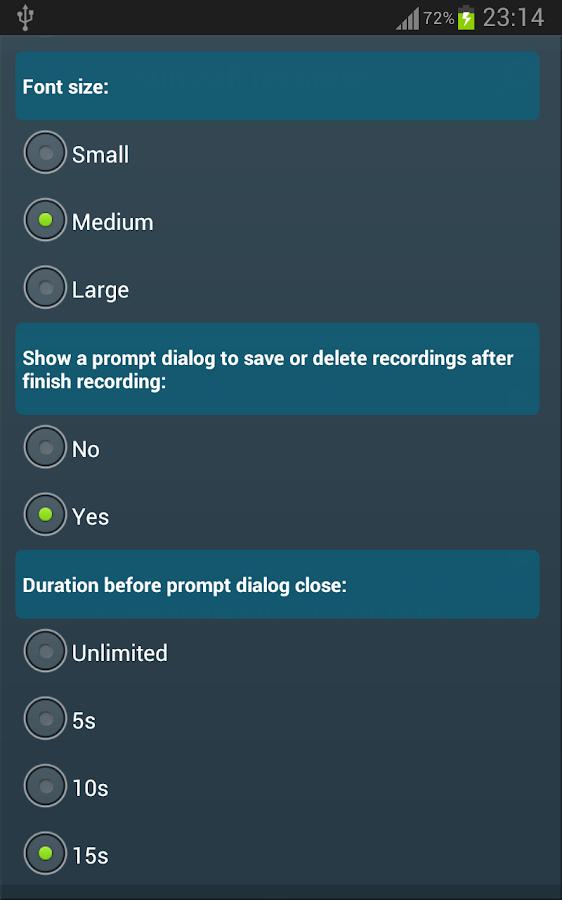 Call Recorder- screenshot