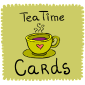 Teatime Greeting Cards FREE