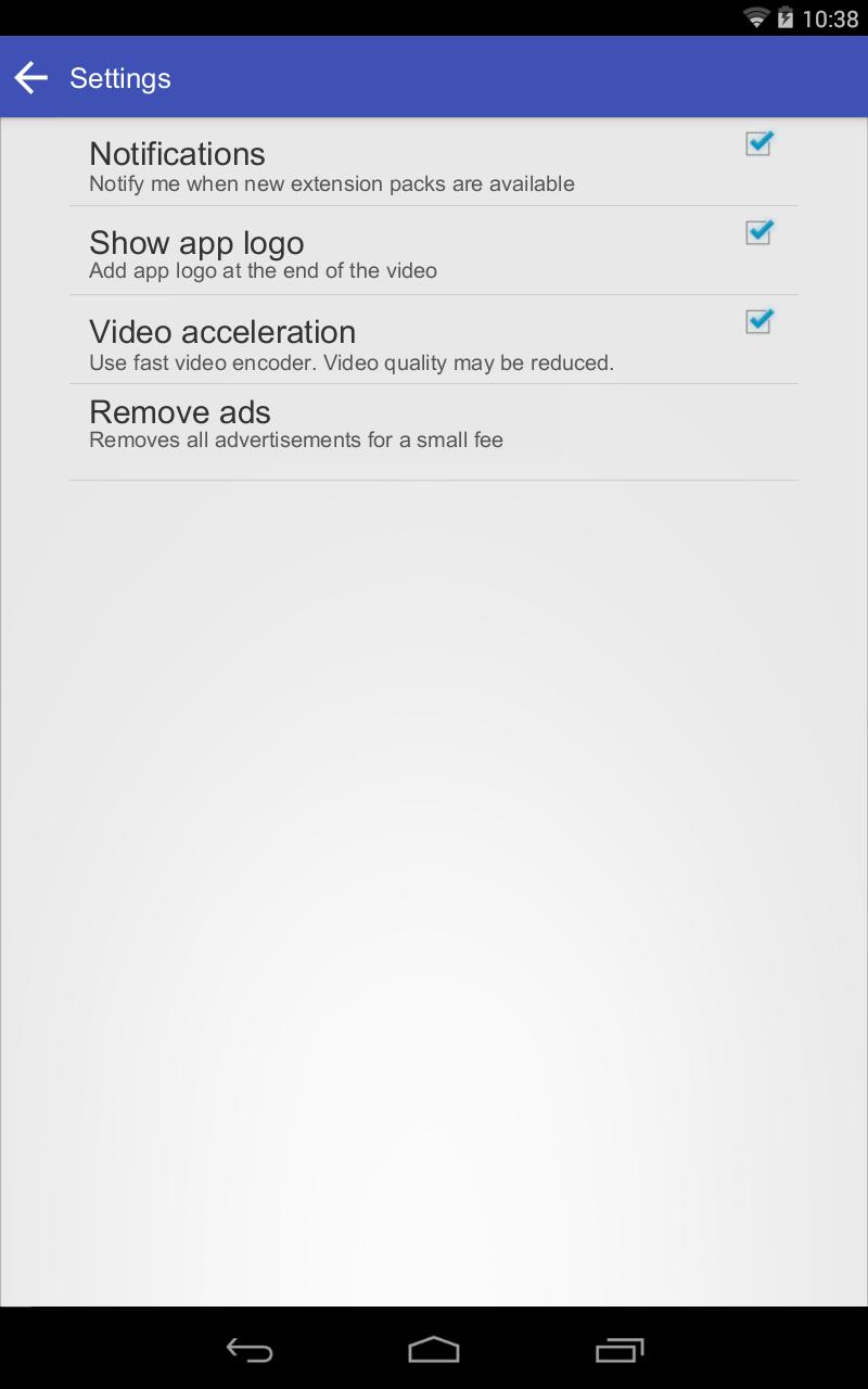 Scoompa Video - Slideshow Maker and Video Editor Screenshot 14
