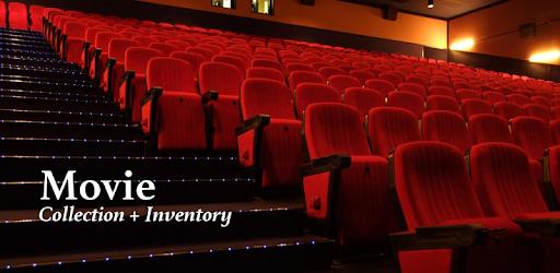 movie collection organizer app