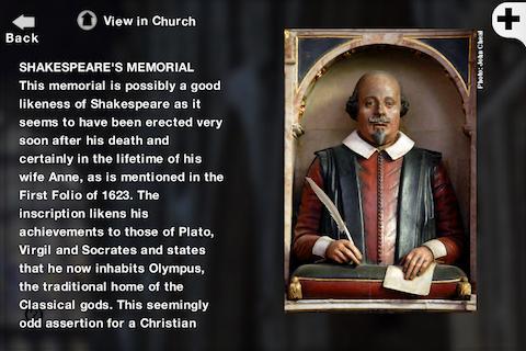 Shakespeare's Church- screenshot