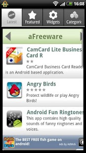 aFreeware - screenshot thumbnail
