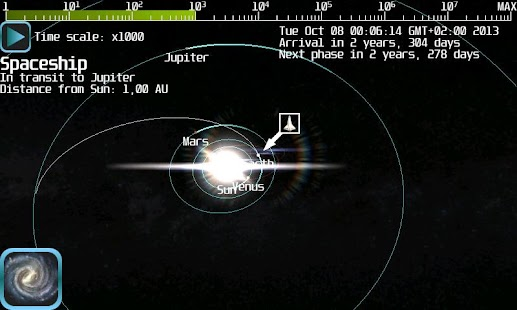 Space Flight Simulator - screenshot thumbnail