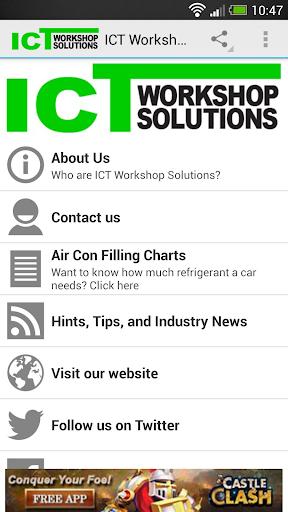 ICT Workshop Solutions