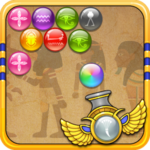 Bubble Shoot Egypt for PC and MAC