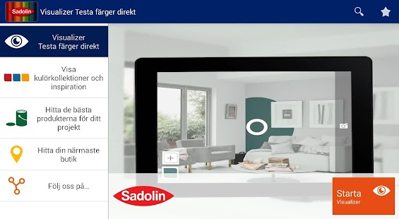 Sadolin Visualizer- screenshot thumbnail