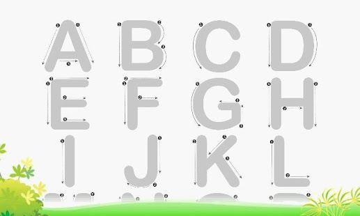Alphabet Writing - screenshot thumbnail