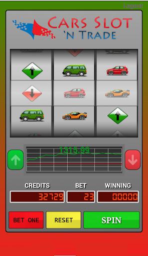 Cars Slot 'n Trade