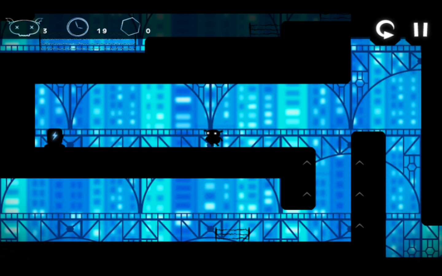 Switch: Get Lucky - screenshot