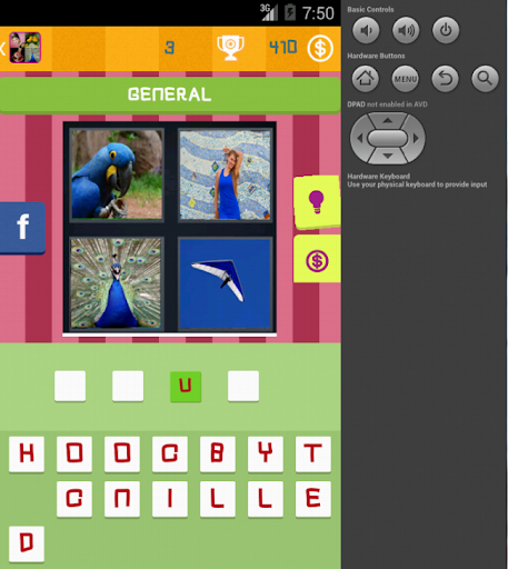 【免費益智App】4 Pics 1 Word - Guess Word-APP點子