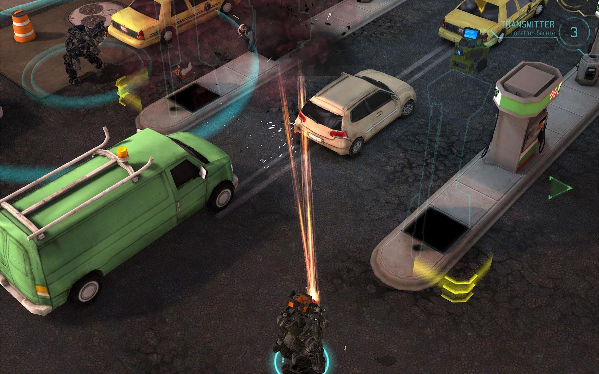 XCOM®: Enemy Within screenshot #10