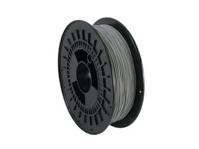 Silver Soft PLA - 1.75mm (0.75 kg)
