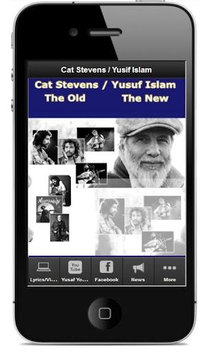 Cat Stevens Yusif Islam
