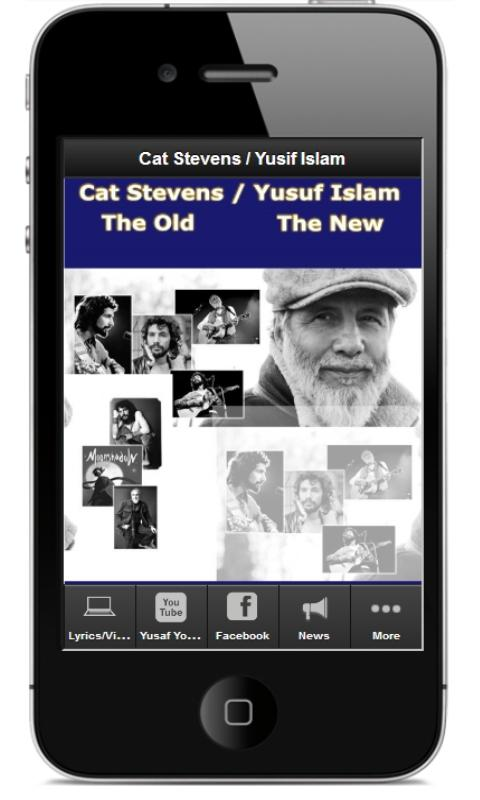 Cat Stevens / Yusif Islam - screenshot