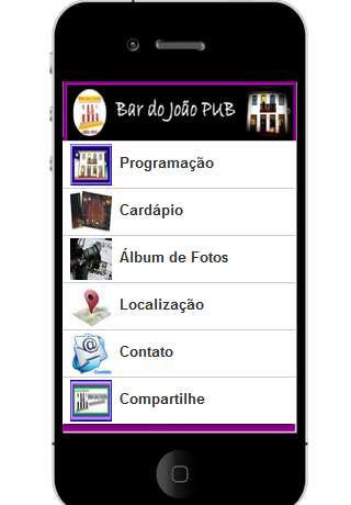 Bar do João - PUB - screenshot