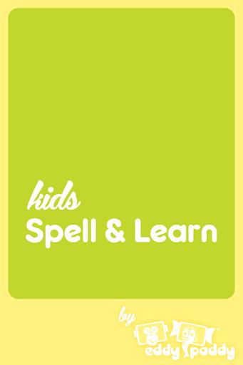 Kids Spell Learn Vegetables