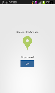 Travel Alarm- screenshot thumbnail