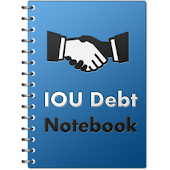 IOU Debt Notebook