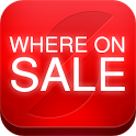 Where On Sale Official App icon