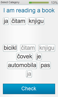 Learn Serbian - Fabulo - screenshot