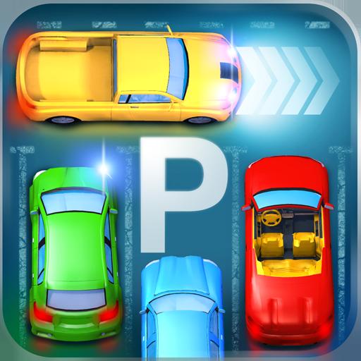 解谜の駐車場 LOGO-記事Game