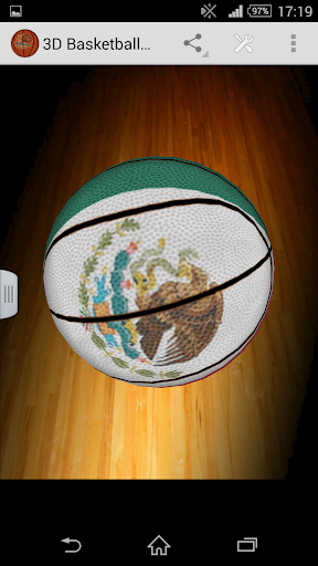 3D Basketball Mexico
