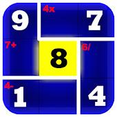 Calcudoku+Mathdoku(Sudoku)