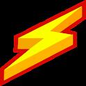 Flashlight notification full icon