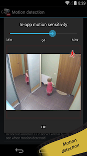 tinyCam Monitor PRO for IP cam - screenshot thumbnail
