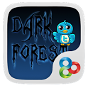 Dark Forest GO Launcher Theme icon