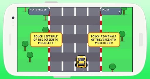 Traffic Racing Reaction Evade