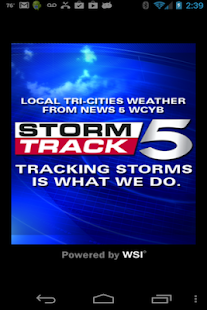 StormTrack 5 - screenshot thumbnail