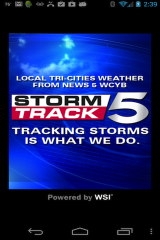 StormTrack 5 - screenshot