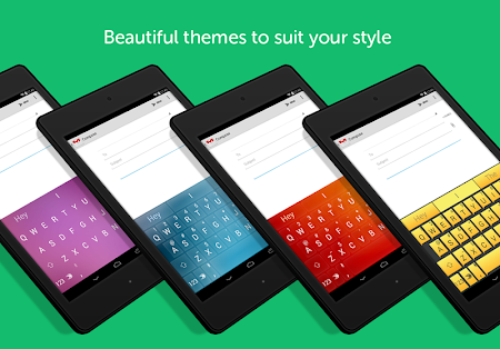SwiftKey Keyboard + Emoji 5.3.4.67 screenshot 26313