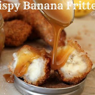 ~Crispy Banana Fritters!.