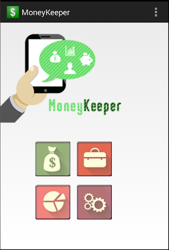 MoneyKeeper Demo