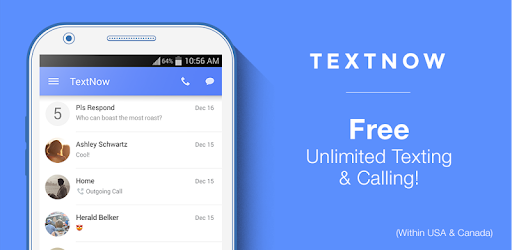 TextNow - free text + calls - Apps on Google Play