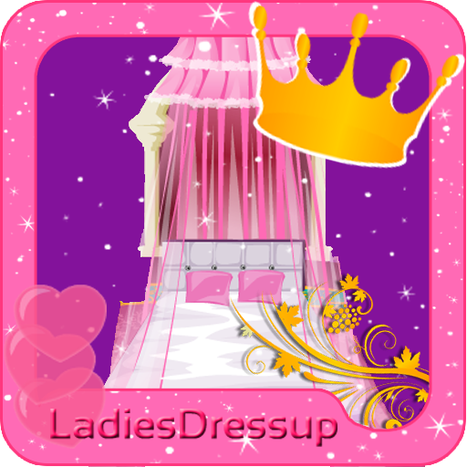 Royal Princess Room Deco 休閒 App LOGO-硬是要APP
